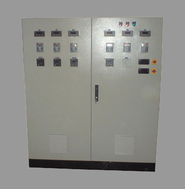 Rotomoulding Plant Panel